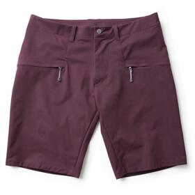 Houdini Daybreak Spodnie krótkie Mężczyźni czerwony